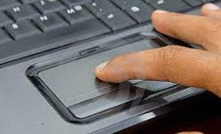 Touchpad per PC notebook