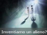 inventiamo un alieno