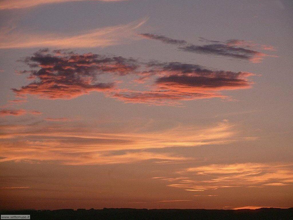 Foto desktop di cieli e nuvole 031