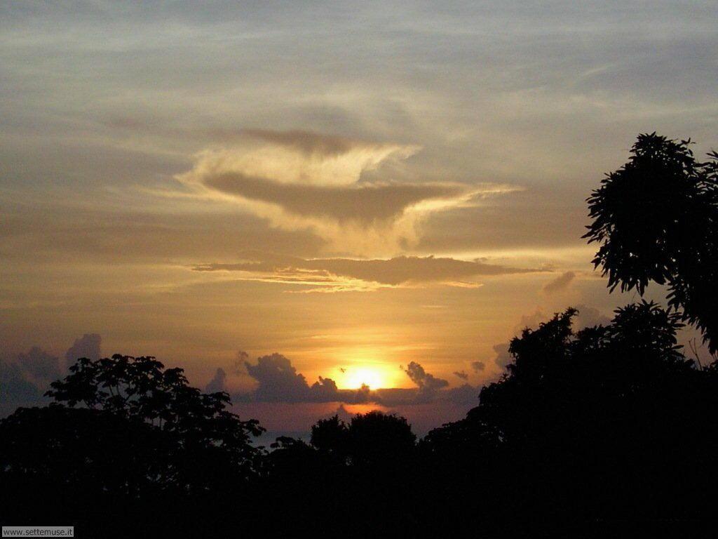 Foto desktop di cieli e nuvole 039