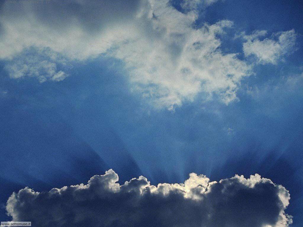 Foto desktop di cieli e nuvole 042