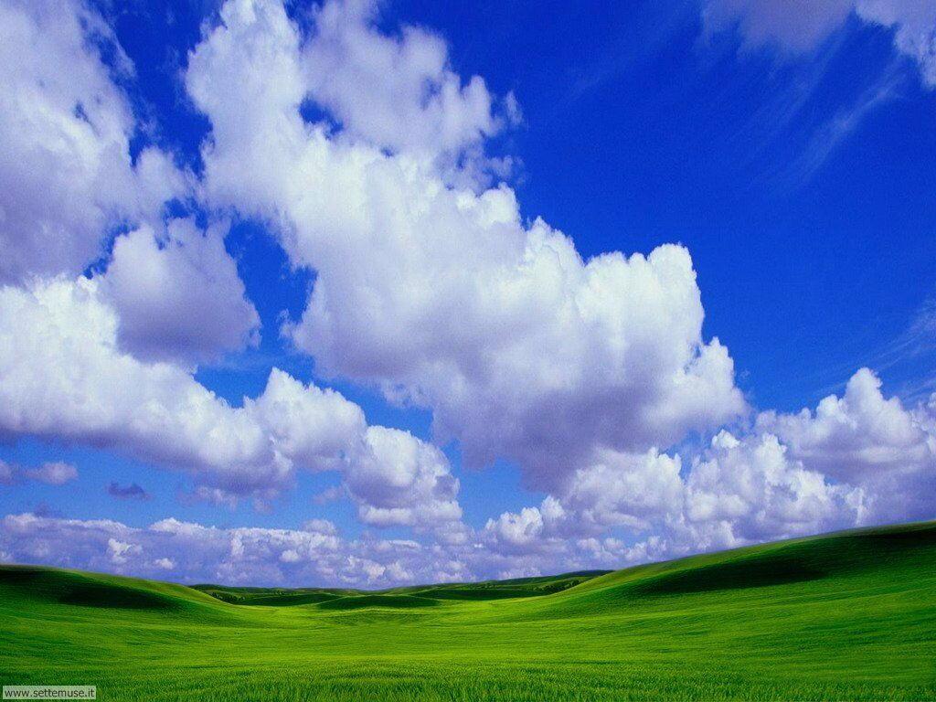 Foto desktop di cieli e nuvole 043