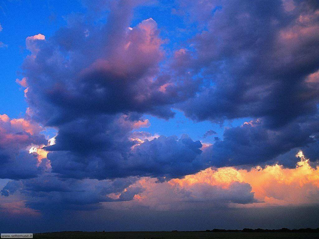 Foto desktop di cieli e nuvole 045