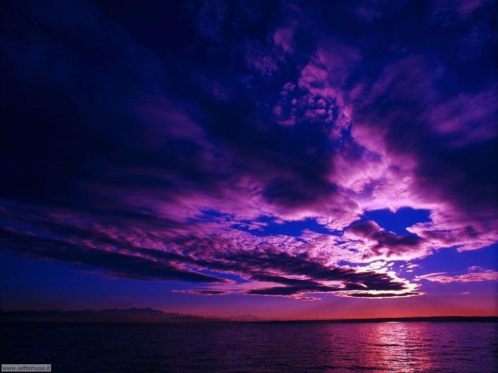 Foto desktop di cieli e nuvole 048
