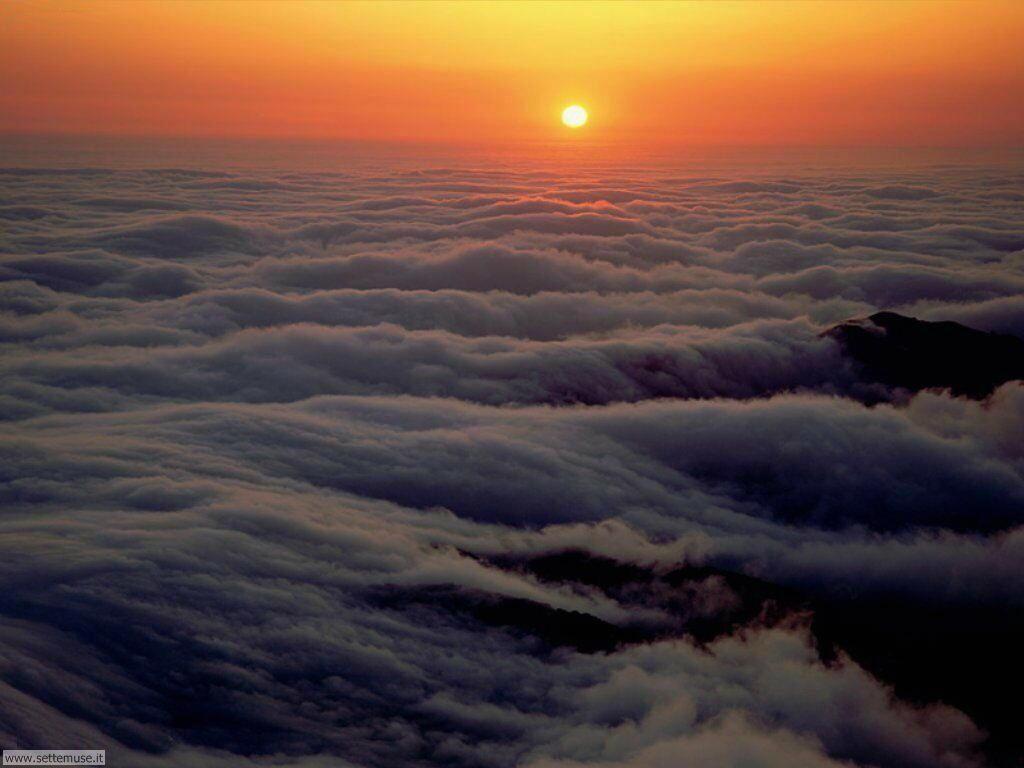 Foto desktop di cieli e nuvole 052