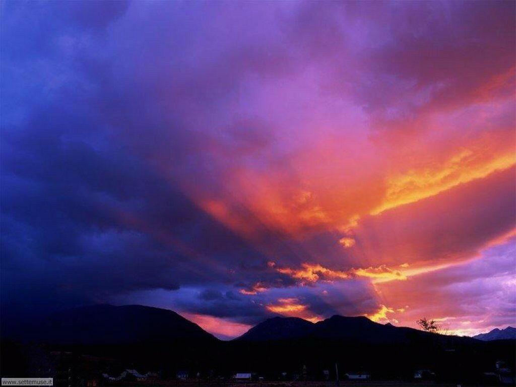 Foto desktop di cieli e nuvole 059