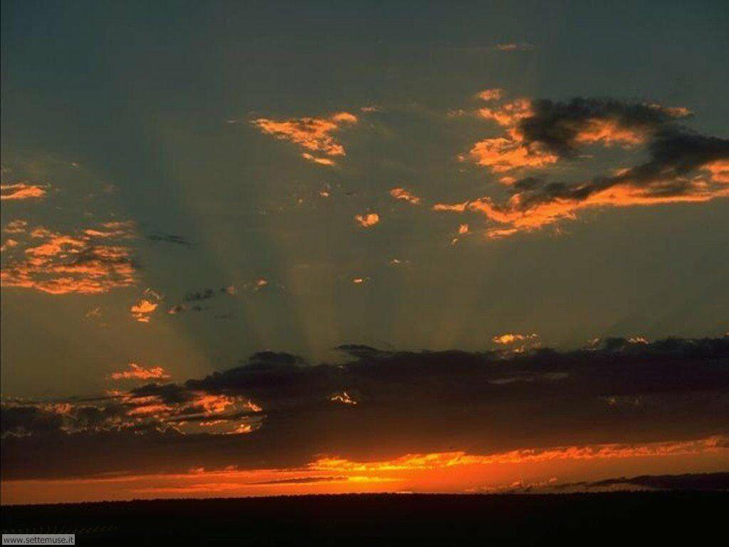 Foto desktop di cieli e nuvole 066
