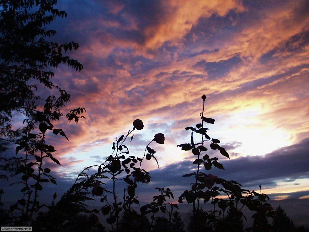 Foto desktop di cieli e nuvole 067