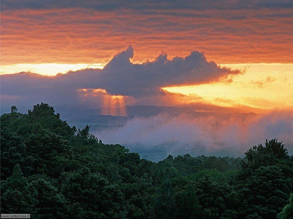 Foto desktop di cieli e nuvole 083