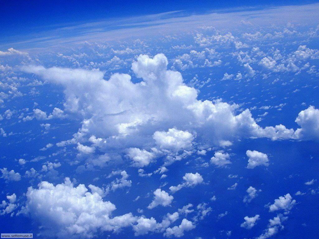 Foto desktop di cieli e nuvole 096