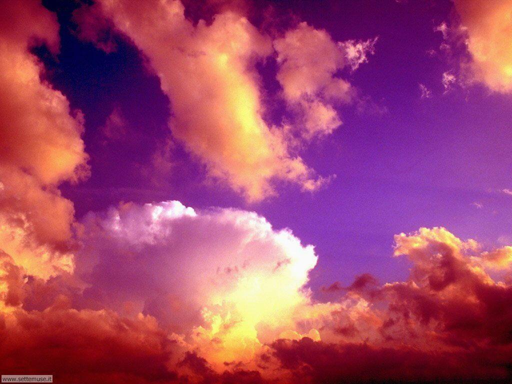 Foto desktop di cieli e nuvole 097