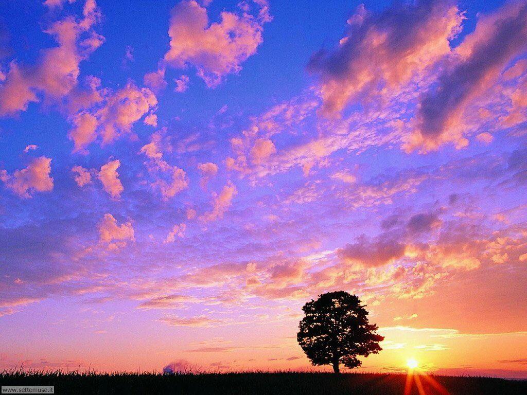 Foto desktop di cieli e nuvole 099