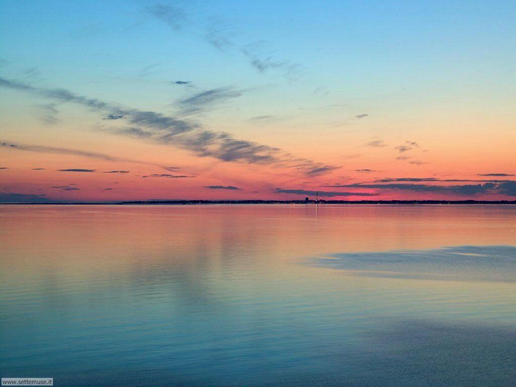 Sfondi settemuse tramonti foto cieli e nuvole per sfondi for Sfondi desktop tramonti mare