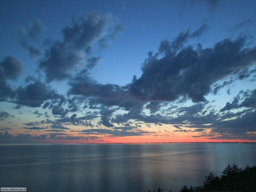 Foto desktop di cieli e nuvole 010