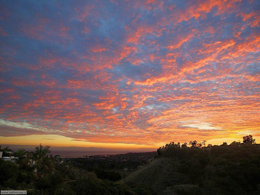 Foto desktop di cieli e nuvole 016
