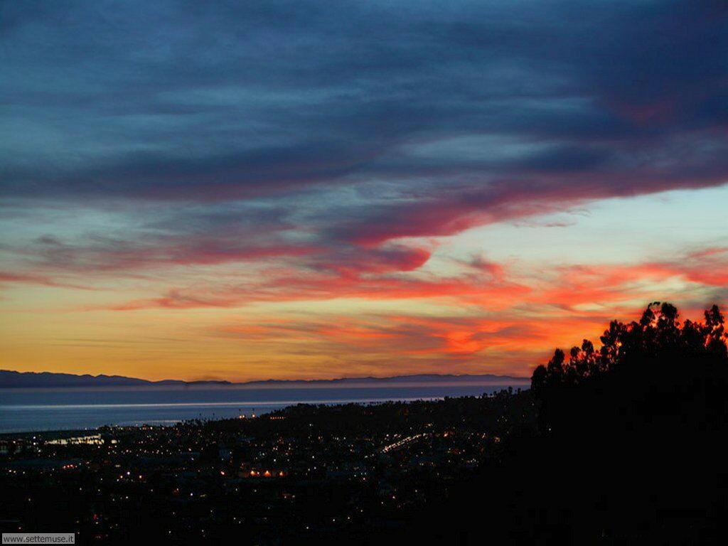 Sfondi settemuse tramonti foto cieli e nuvole per sfondi for Sfondi desktop tramonti