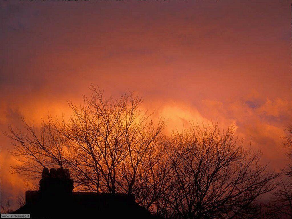 Foto desktop di cieli e nuvole 019