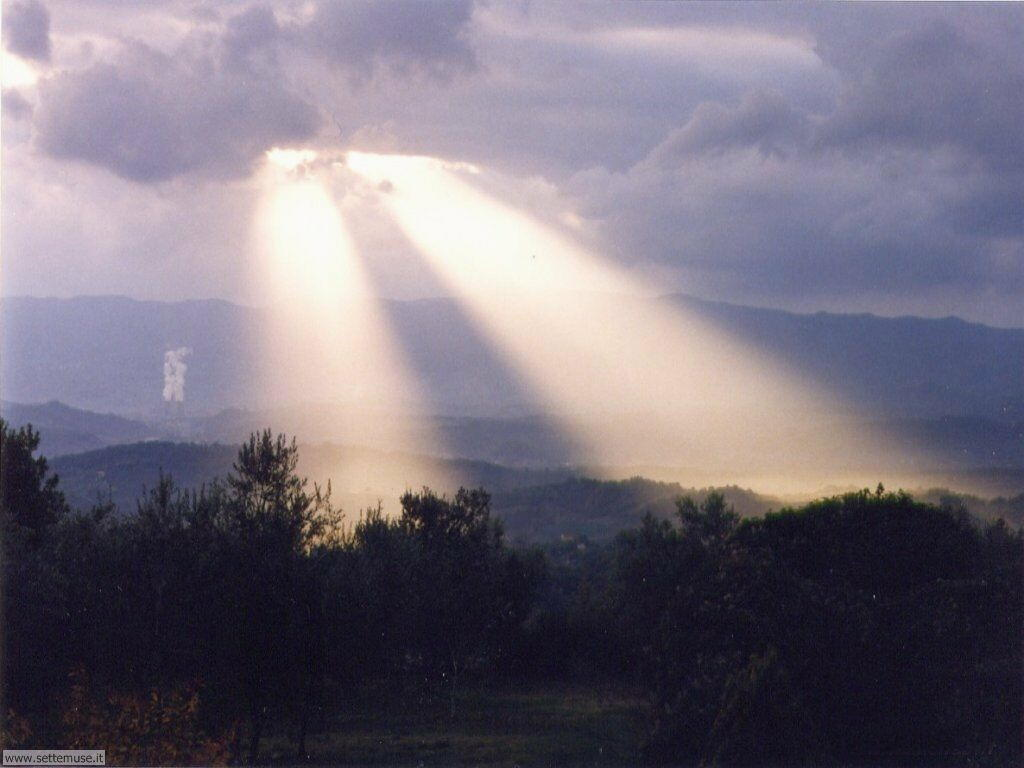 Foto desktop di cieli e nuvole 021