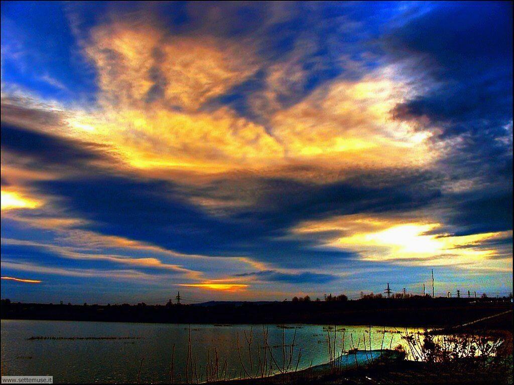 Foto desktop di cieli e nuvole 025