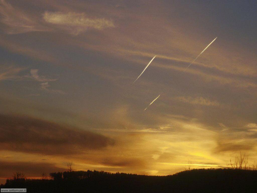 Foto desktop di cieli e nuvole 034