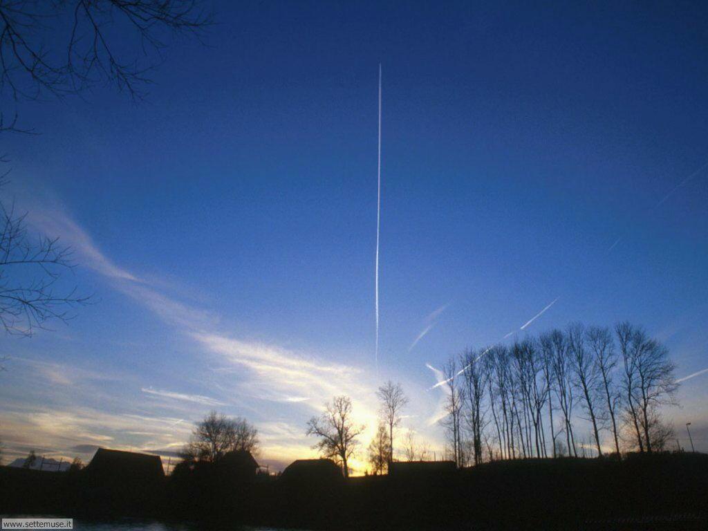 Foto desktop di cieli e nuvole 035