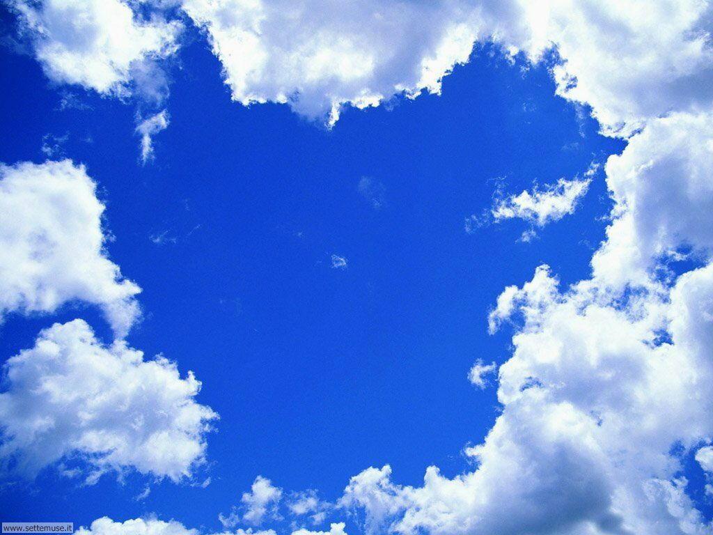 Foto desktop di cieli e nuvole 037