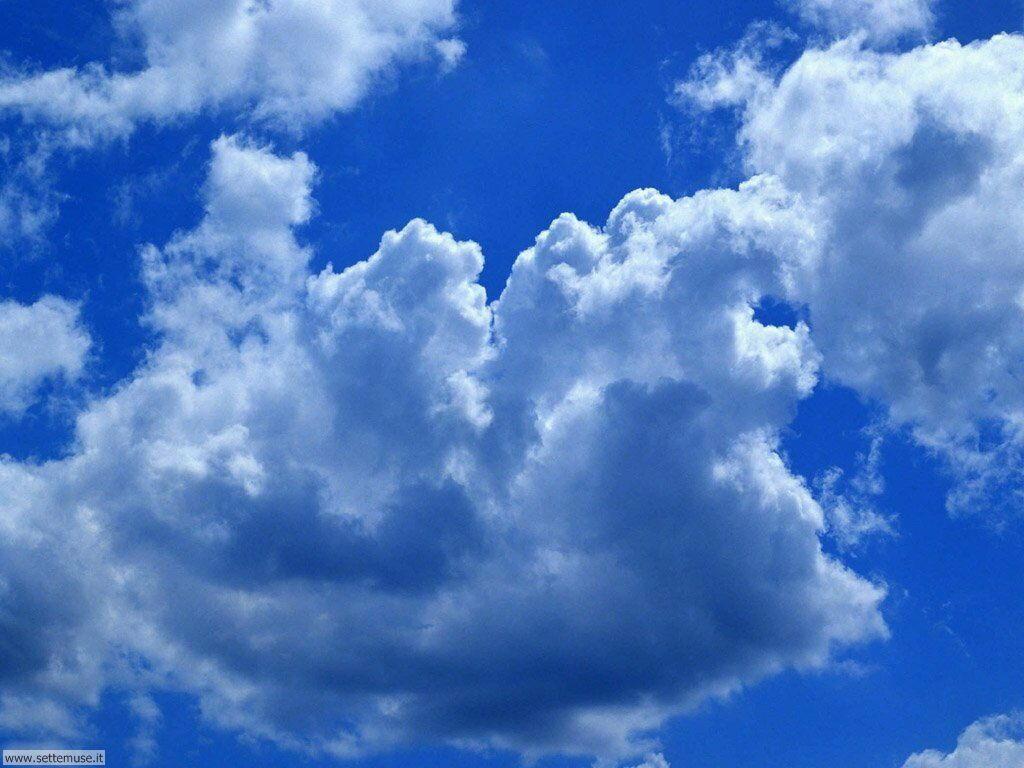 Foto desktop di cieli e nuvole 038