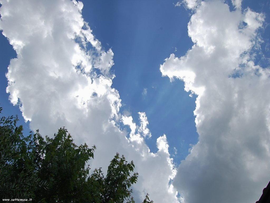 Foto desktop di cieli e nuvole 040