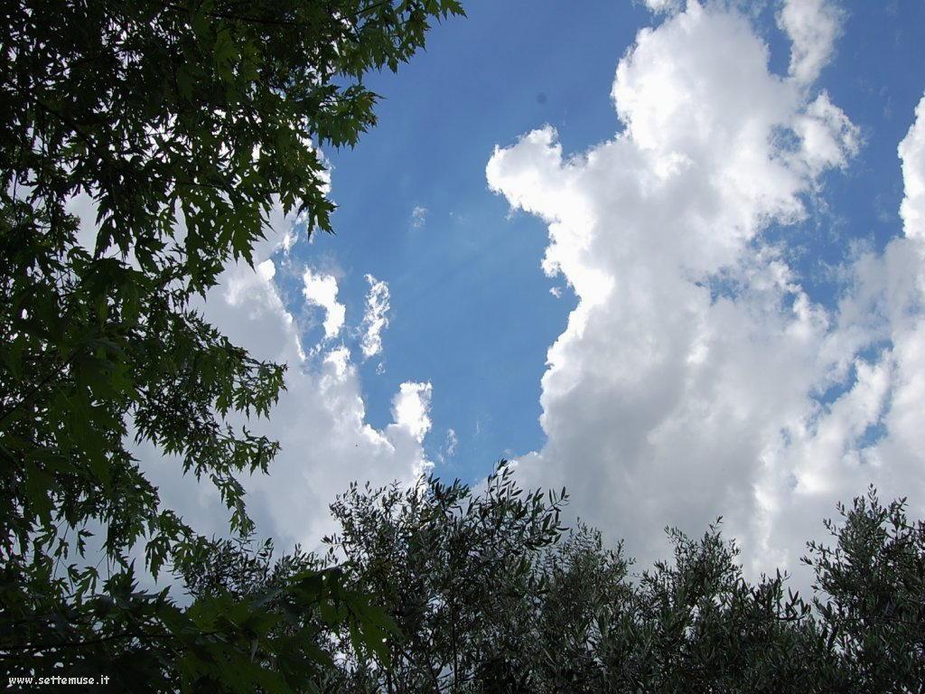 Foto desktop di cieli e nuvole 041