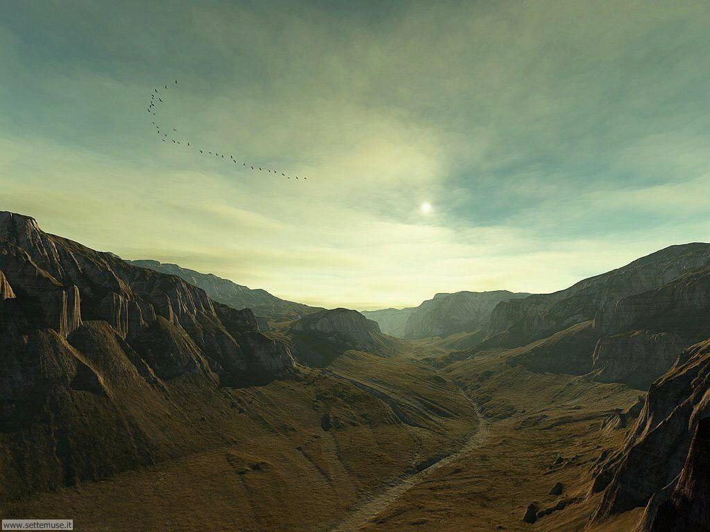 Foto desktop di deserti e canyon 024
