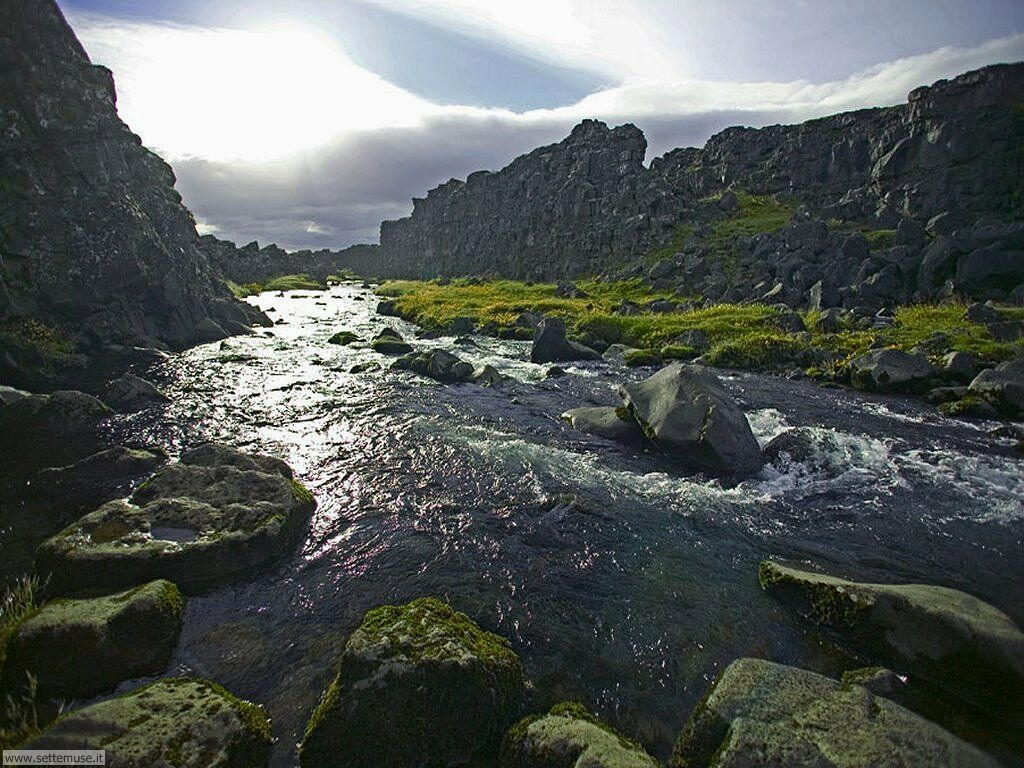 Foto desktop di fiumi e torrenti 030