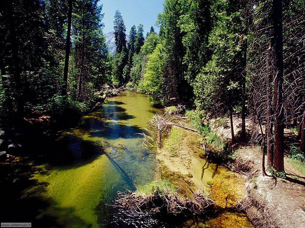 Foto desktop di fiumi e torrenti 034