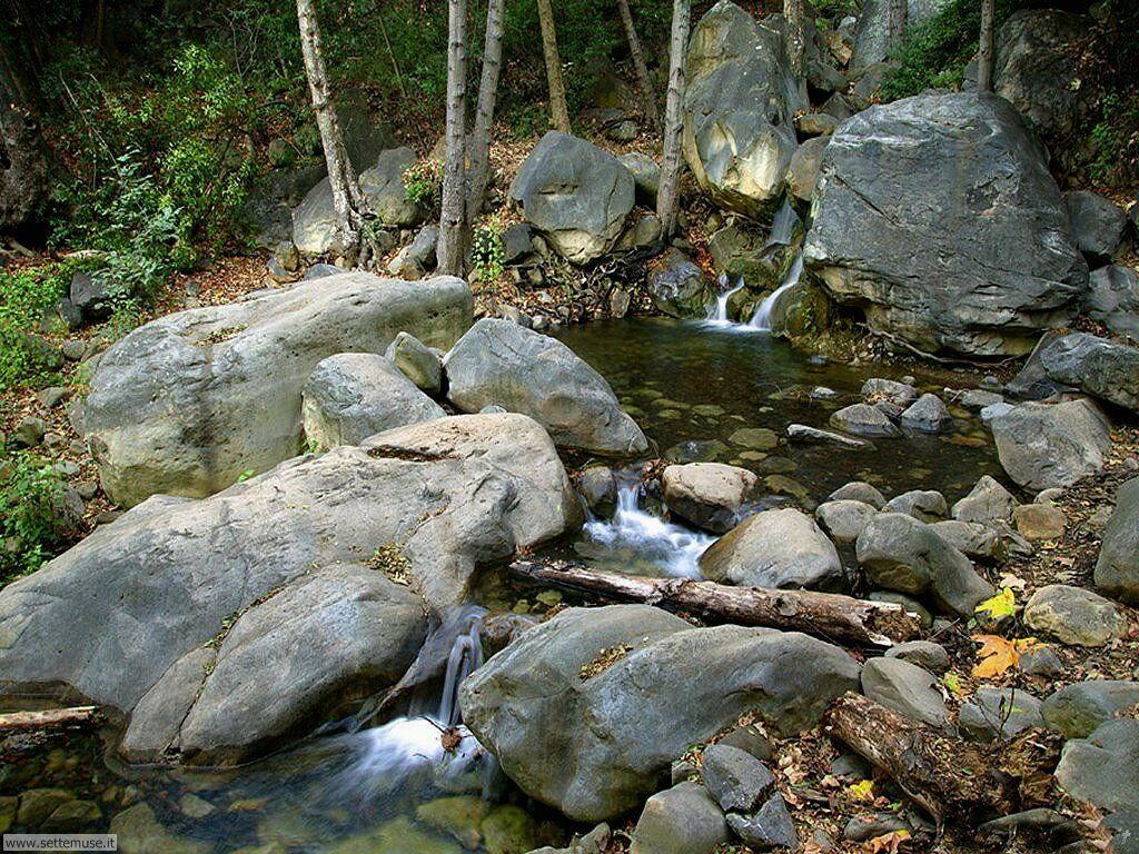 Foto desktop di fiumi e torrenti 036