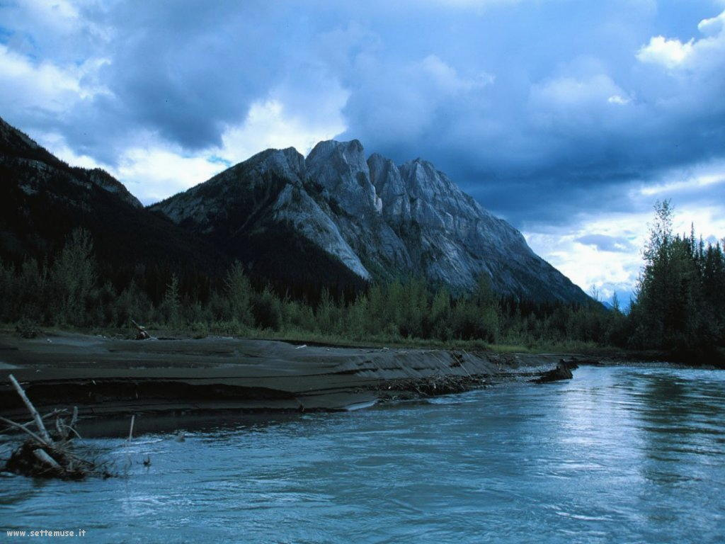 Foto desktop di fiumi e torrenti 062