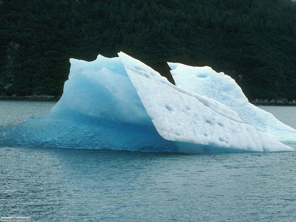 Foto desktop di ghiacci e iceberg 001
