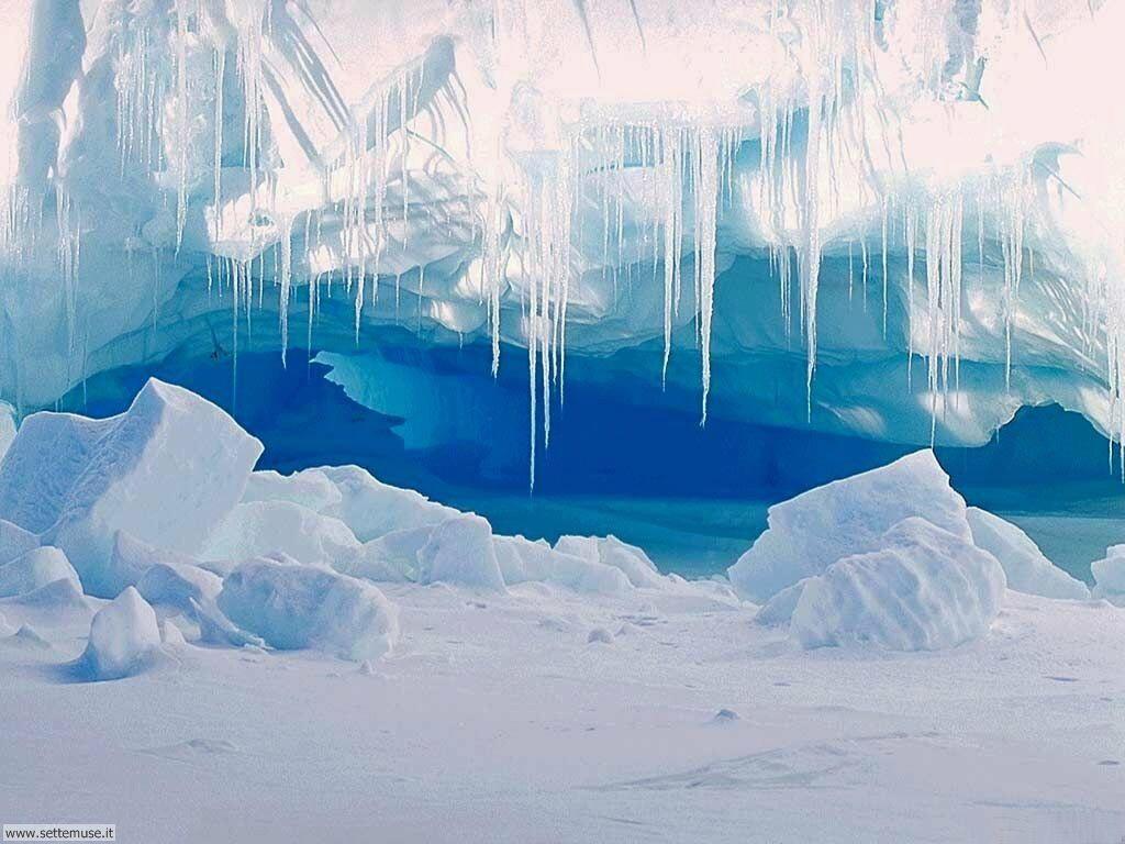 Foto desktop di ghiacci e iceberg 003