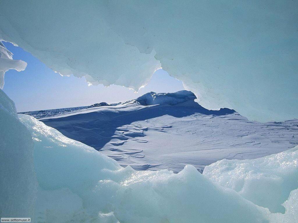 Foto desktop di ghiacci e iceberg 004