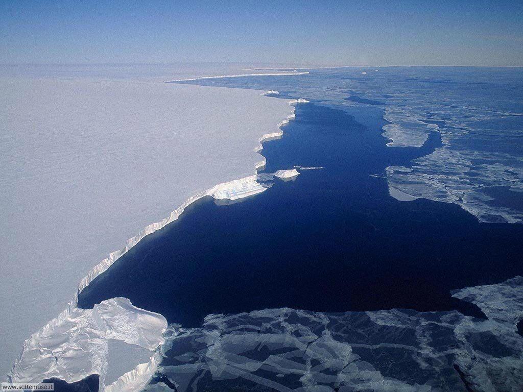 Foto desktop di ghiacci e iceberg 005