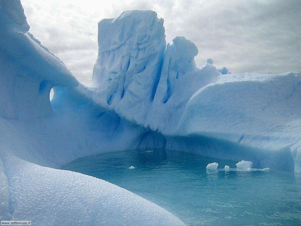 Foto desktop di ghiacci e iceberg 007