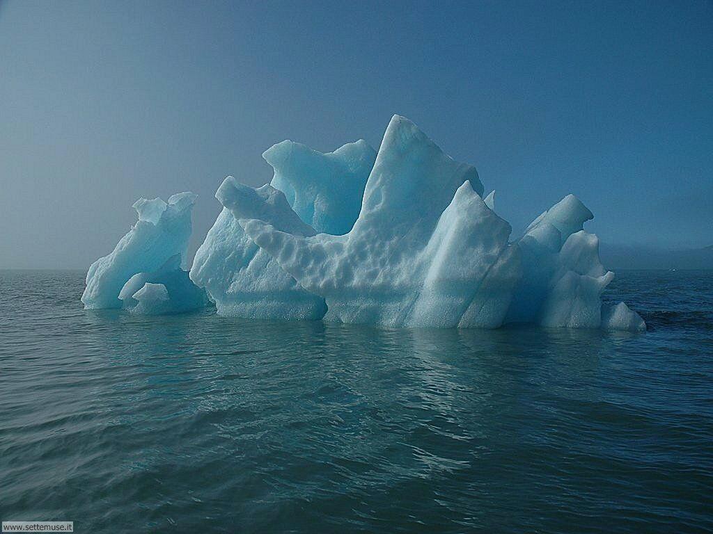 Foto desktop di ghiacci e iceberg 009