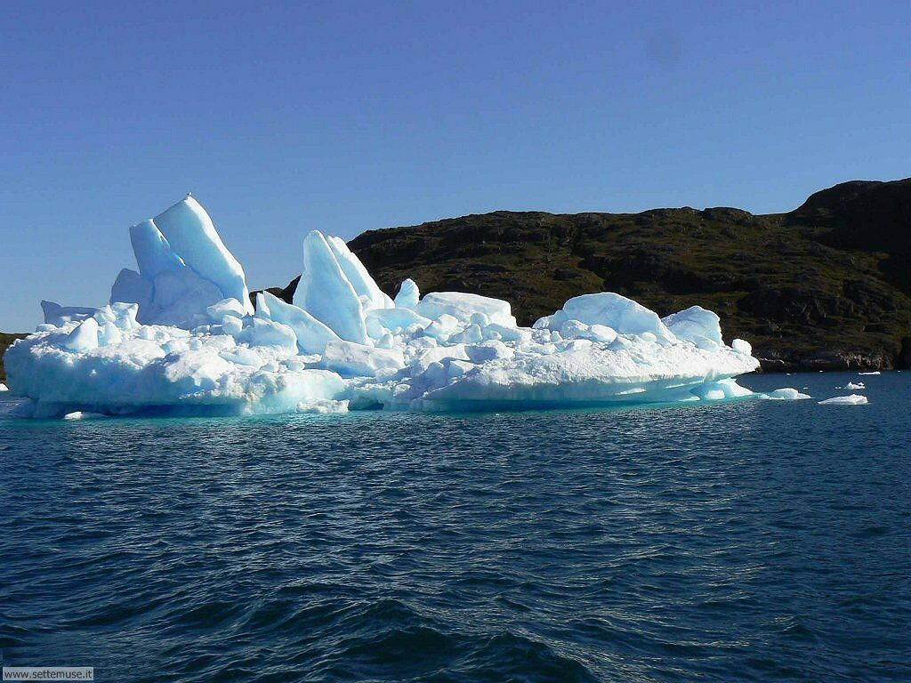 Foto desktop di ghiacci e iceberg 012