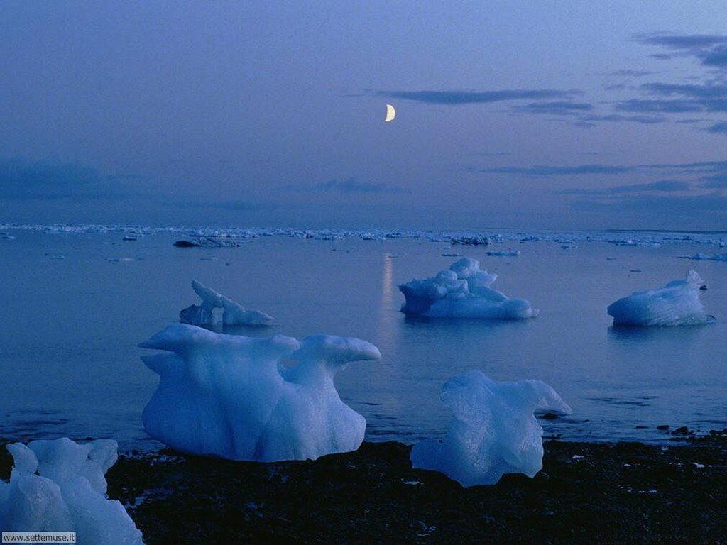 Foto desktop di ghiacci e iceberg 016