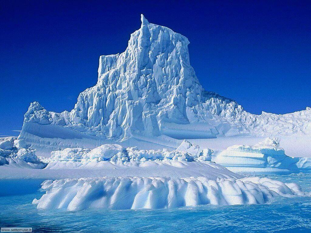 Foto desktop di ghiacci e iceberg 025
