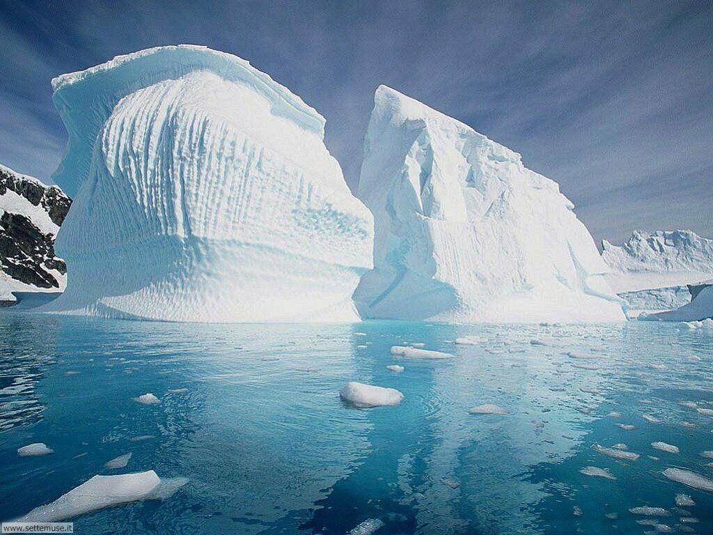 Foto desktop di ghiacci e iceberg 026