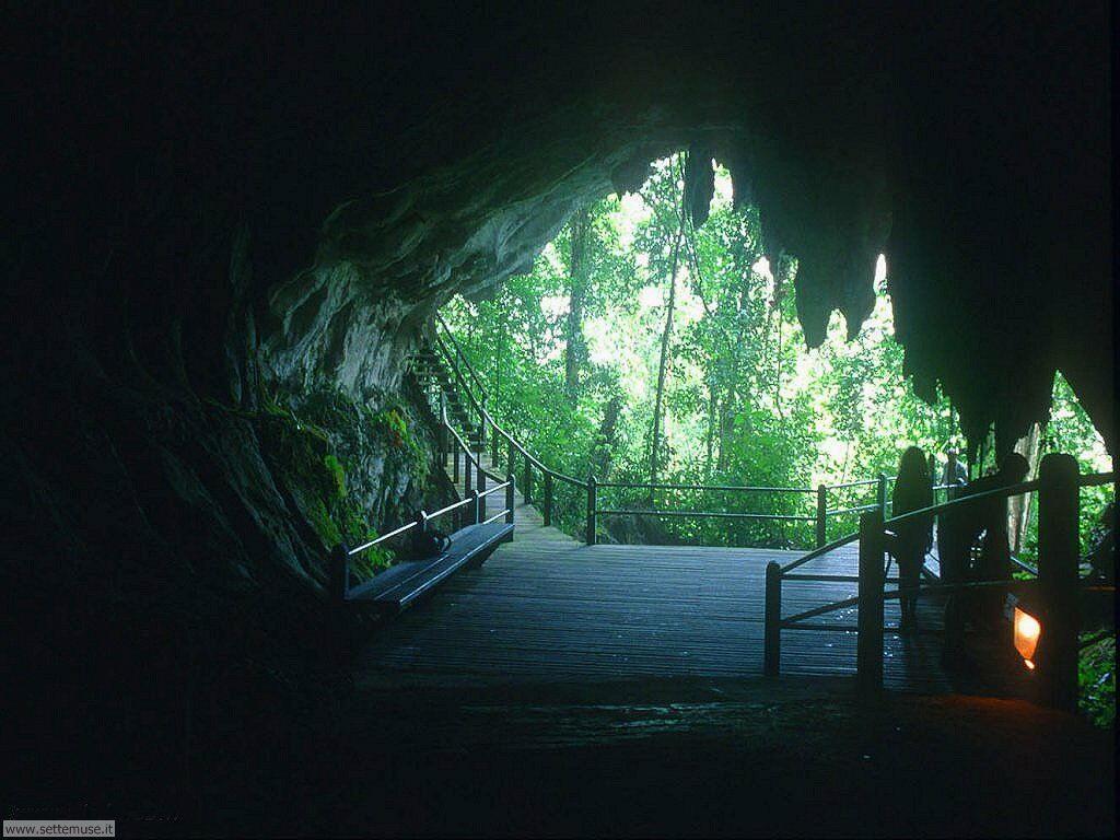 foto di grotte e caverne per sfondi