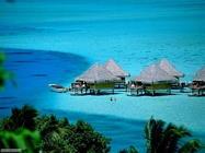 Foto desktop di isole e atolli