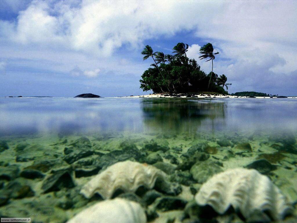 Foto desktop di isole e atolli 016