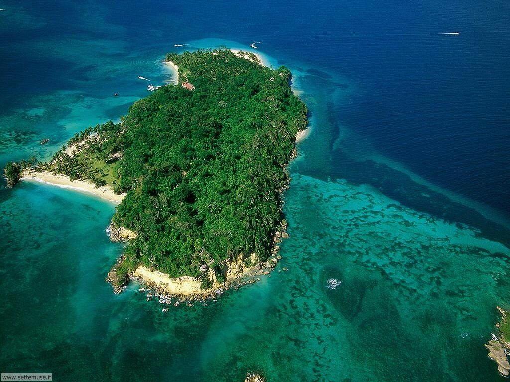 Foto desktop di isole e atolli 018