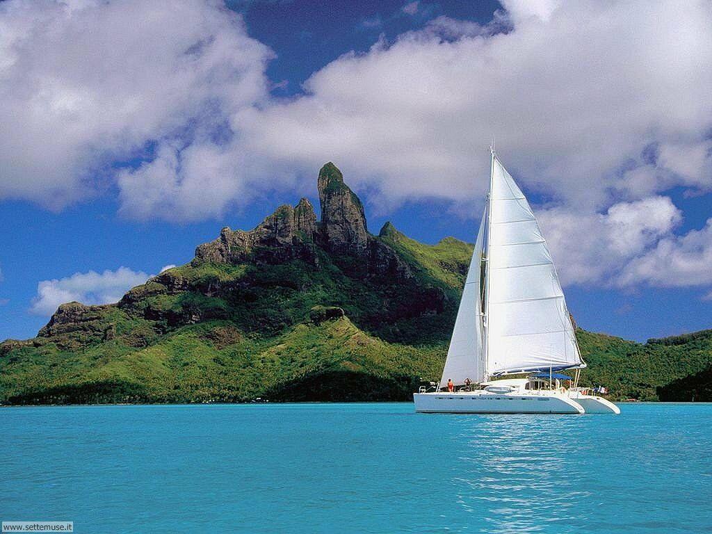 Foto desktop di isole e atolli 019