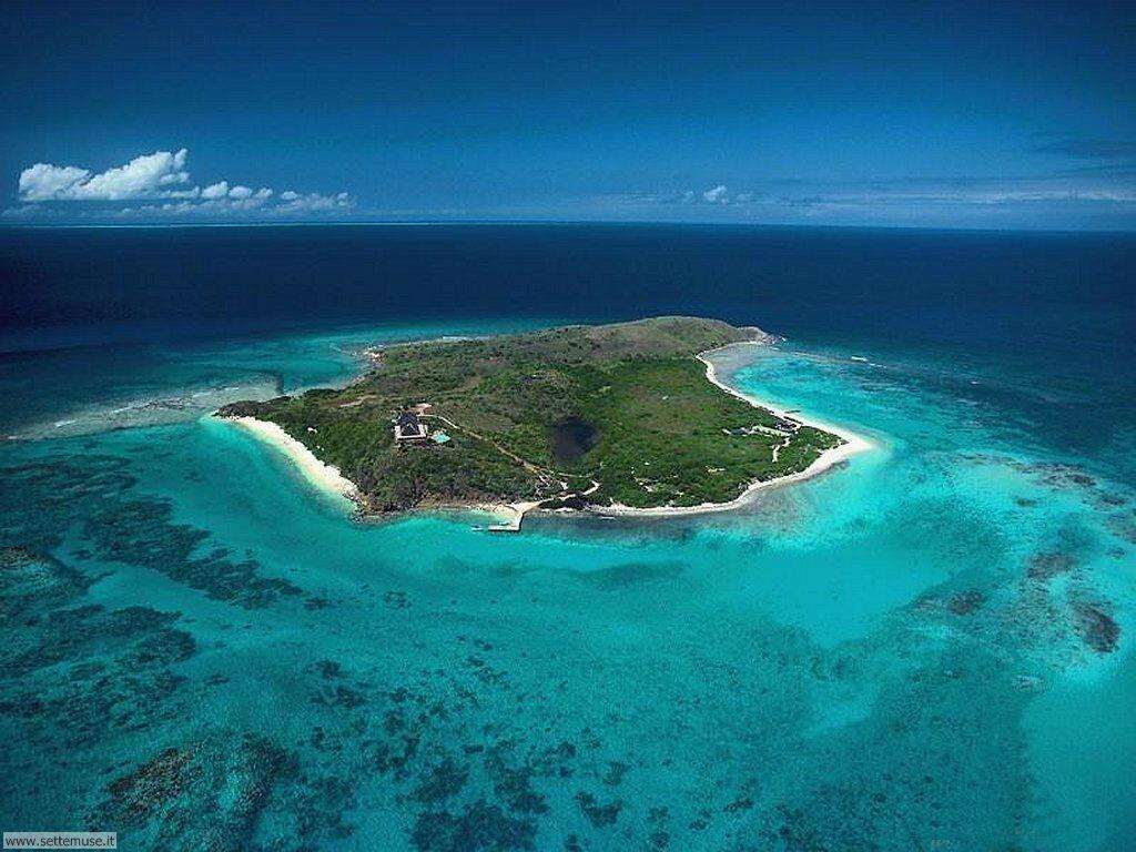 Foto desktop di isole e atolli 023